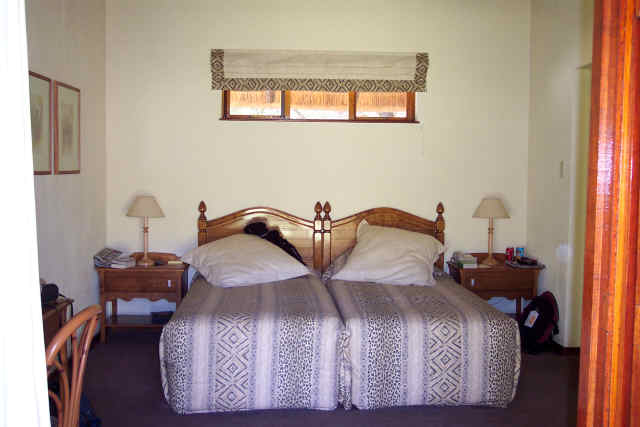 Twin Room with Ensuite